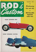 September 1954 Rod & Custom - Nitroactive.net