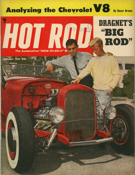 January 1955 Hot Rod Magazine - Nitroactive.net