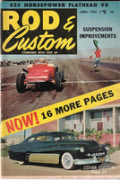 Rod & Custom April 1955 - Nitroactive.net