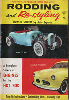 April 1955 Rodding and Re-styling - Nitroactive.net