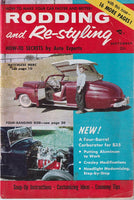 September 1955 Rodding and Restyling - Nitroactive.net