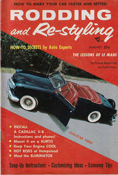 January 1956 Rodding and Restyling - Nitroactive.net