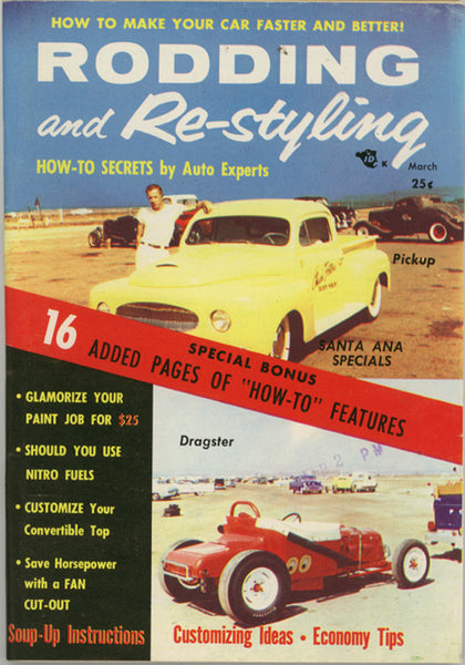 March 1956 Rodding and Re-styling - Nitroactive.net