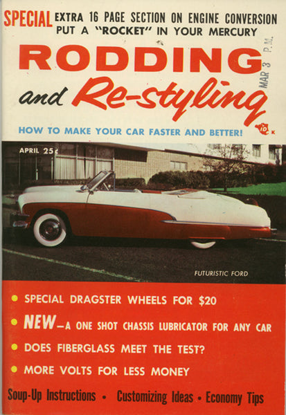 April 1956 Rodding and R-estyling - Nitroactive.net