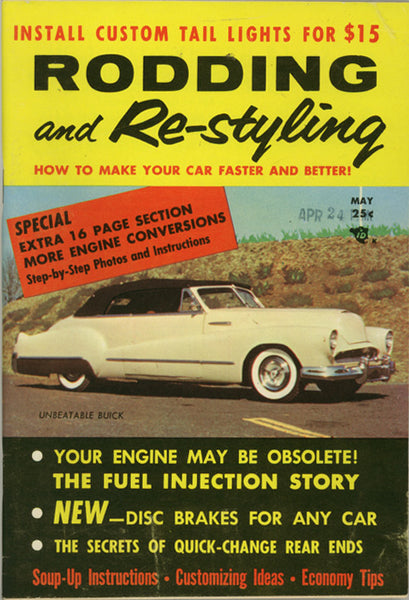 May 1956 Rodding and Re-styling - Nitroactive.net