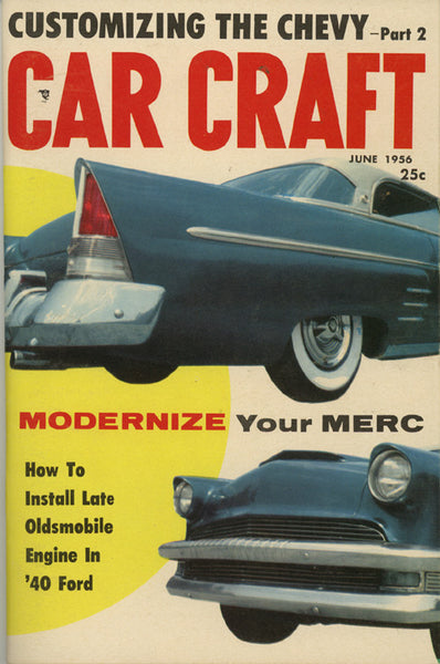 June 1956 Car Craft - Nitroactive.net