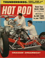 Hot Rod Magazine July 1956 - Nitroactive.net