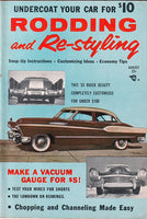 August 1956 Rodding and Re-styling - Nitroactive.net