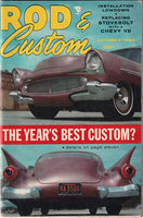 October 1956 Rod & Custom - Nitroactive.net