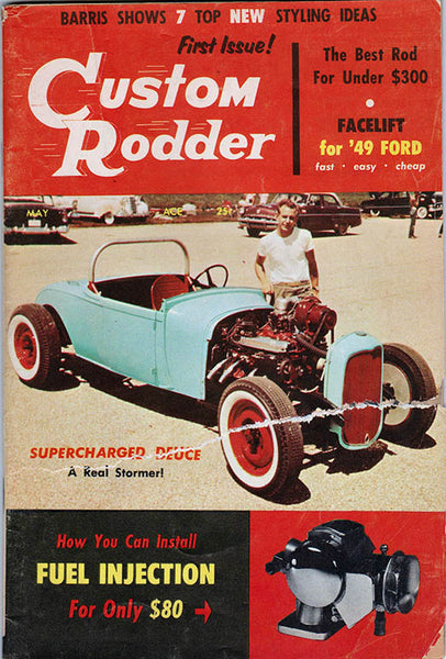 Custom Rodder May 1957