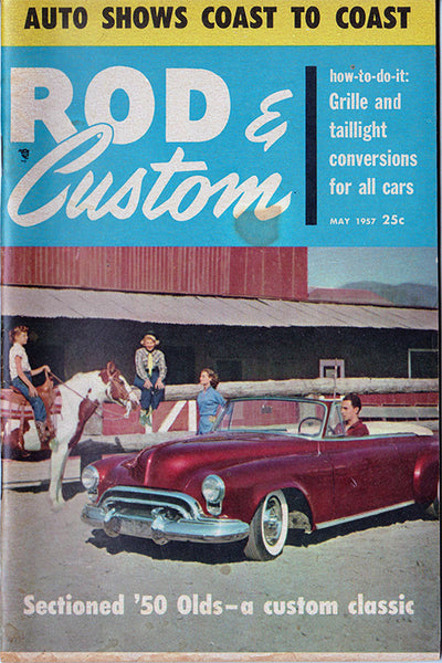May 1957 Rod & Custom - Nitroactive.net