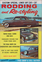 June 1957 Rodding and Re-styling - Nitroactive.net