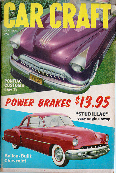 July 1957 Car Craft