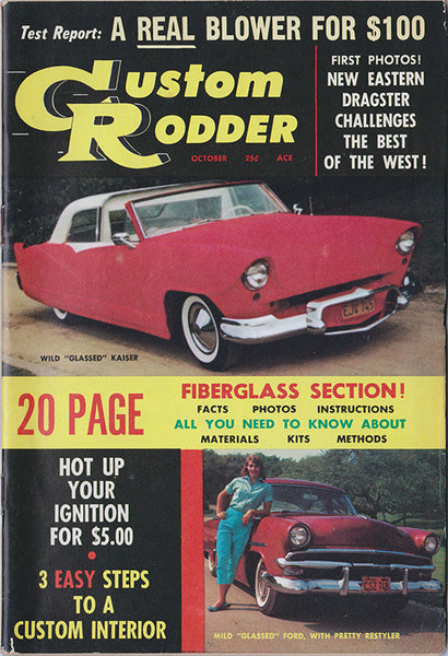 October 1957 Custom Rodder