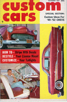 November 1957 Custom Cars Magazine