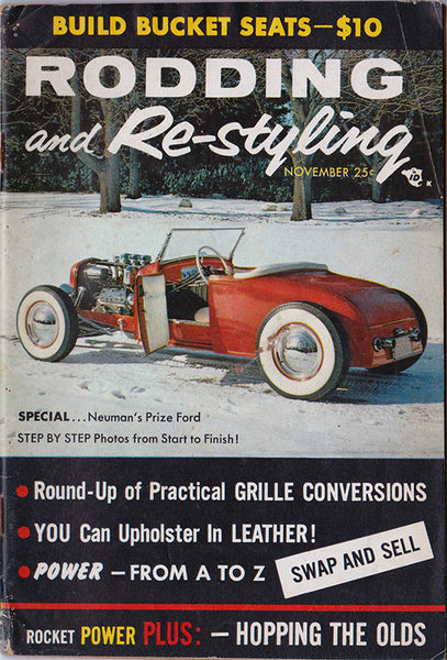 November 1957 Rodding and Re-styling - Nitroactive.net