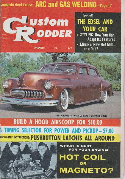 December 1957 Custom Rodder - Nitroactive.net