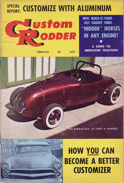 February 1958 Custom Rodder - Nitroactive.net