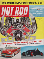 August 1958 Hot Rod Magazine - Nitroactive.net