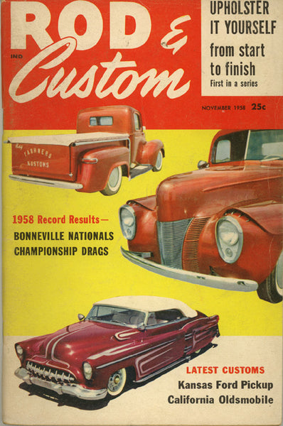 Rod & Custom November 1958 - Nitroactive.net