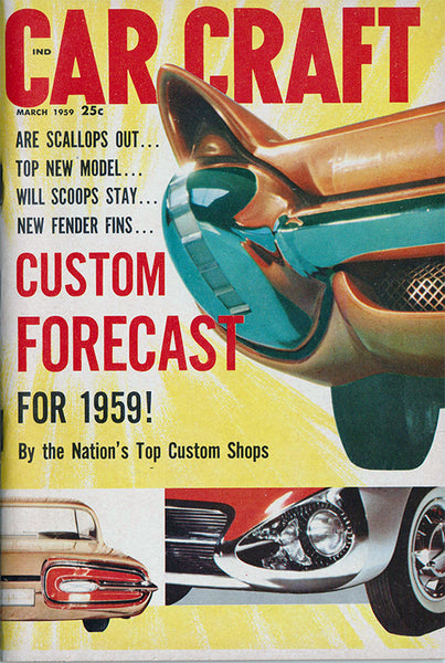March 1959 Car Craft