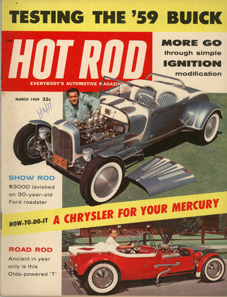March 1959 Hot Rod Magazine - Nitroactive.net