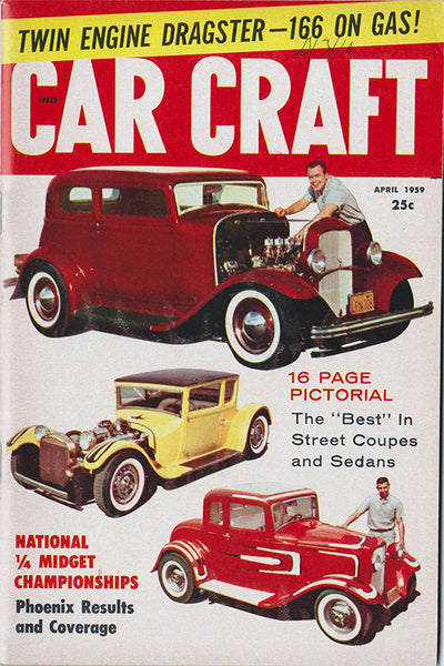 April 1959 Car Craft