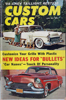 June 1959 Custom Cars Magazine
