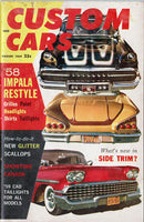 August 1959 Custom Cars Magazine