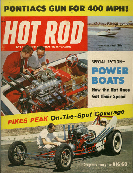 September 1959 Hot Rod Magazine - Nitroactive.net