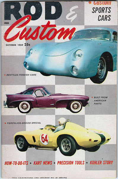 Rod & Custom October 1959 - Nitroactive.net