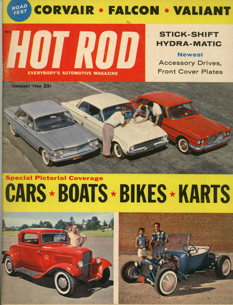 February 1960 Hot Rod Magazine - Nitroactive.net