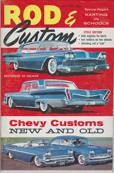 May 1960 Rod & Custom - Nitroactive.net