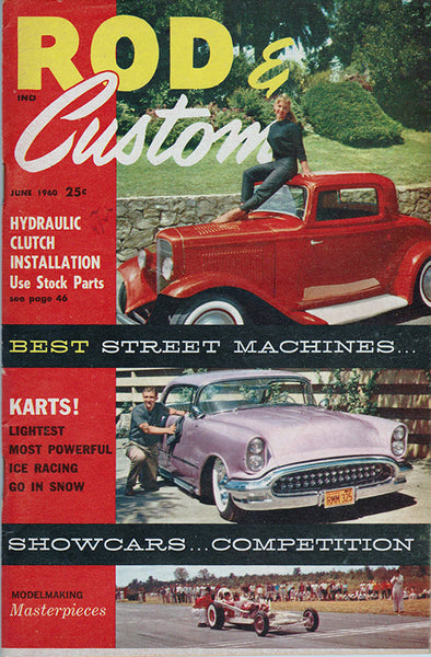 June 1960 Rod & Custom - Nitroactive.net