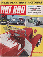 Hot Rod Magazine September 1960 - Nitroactive.net
