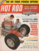 Hot Rod Magazine May 1961 - Nitroactive.net
