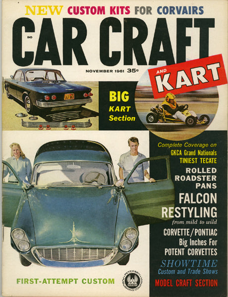 November 1961 Car Craft - Nitroactive.net