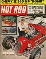 Hot Rod Magazine March 1962 - Nitroactive.net