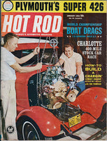 January 1963 Hot Rod Magazine - Nitroactive.net