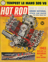 Hot Rod Magazine February 1963 - Nitroactive.net