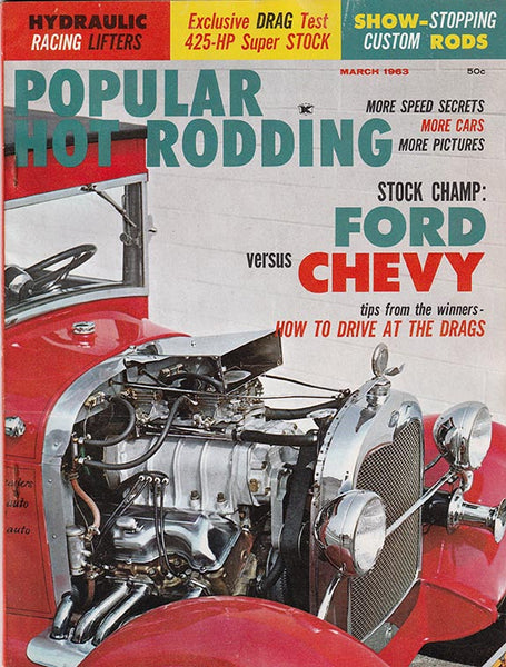 Popular Hot Rodding March 1963 - Nitroactive.net
