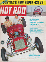 March 1963 Hot Rod Magazine
