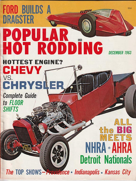 Popular Hot Rodding December 1963 - Nitroactive.net