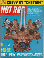 March 1964 Hot Rod Magazine