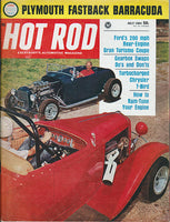 July 1964 Hot Rod Magazine - Nitroactive.net