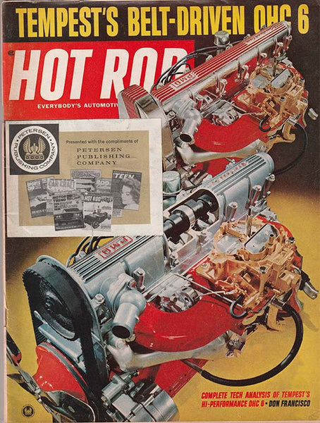 September 1965 Hot Rod Magazine - Nitroactive.net