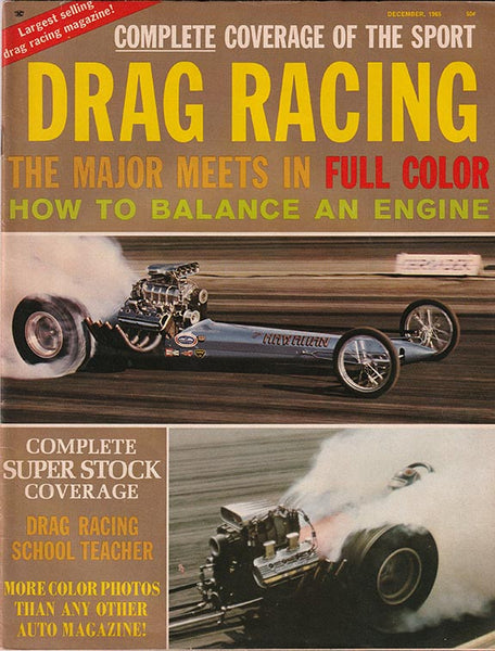 Drag Racing December 1965 - Nitroactive.net