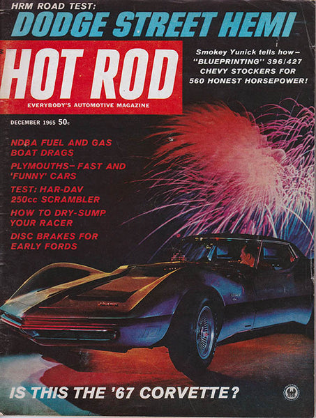 December 1965 Hot Rod Magazine - Nitroactive.net