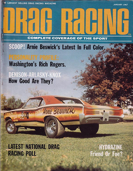 Drag Racing January 1967 - Nitroactive.net