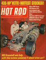Hot Rod Magazine May 1967 - Nitroactive.net